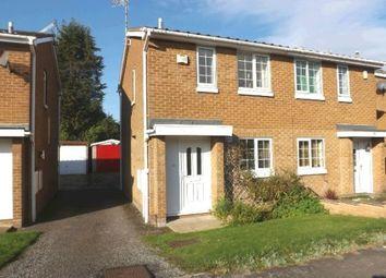 Thumbnail 2 bedroom semi-detached house to rent in Shelton Avenue, Hucknall, Nottingham