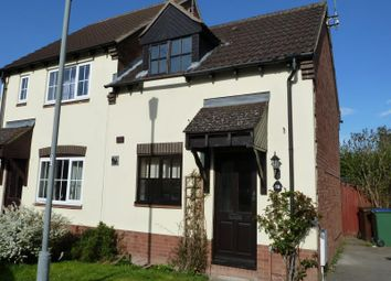 Thumbnail 1 bed terraced house to rent in Angels Close, Winslow, Bucks