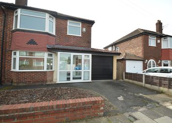 Thumbnail 3 bedroom semi-detached house for sale in Alexander Drive, Unsworth, Bury