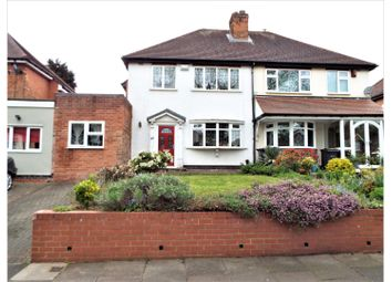 Thumbnail 4 bed semi-detached house for sale in Glen Rise, Birmingham