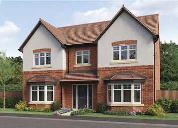 "Thumbnail 5 bed detached house for sale in ""Beaumont"" at Woodcock Way, Ashby-De-La-Zouch"