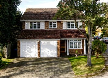 Thumbnail 4 bed detached house for sale in Magnolia Close, Kingston Upon Thames