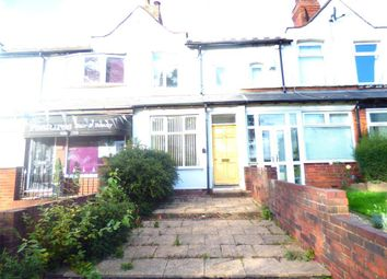 Thumbnail 2 bed terraced house to rent in Court Oak Road, Harborne, Birmingham