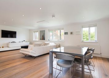 Thumbnail 3 bed flat for sale in Crediton Hill, London