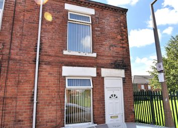 Thumbnail 2 bed end terrace house for sale in Albert Road, Mexborough