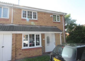 Thumbnail 2 bed semi-detached house for sale in Basalt Close, Walsall, West Midlands