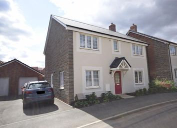Thumbnail 4 bedroom detached house for sale in Hollyhock Lane, Lyde Green, Bristol