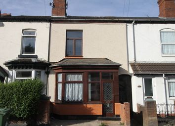 Thumbnail 3 bedroom terraced house to rent in Parker Street, Bloxwich, Walsall