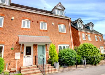 Thumbnail 4 bed town house for sale in Carnation Way, Nuneaton