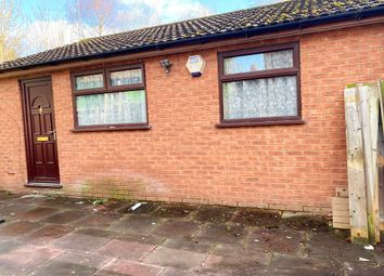 Thumbnail 1 bed bungalow to rent in Paget Road, Wolverhampton