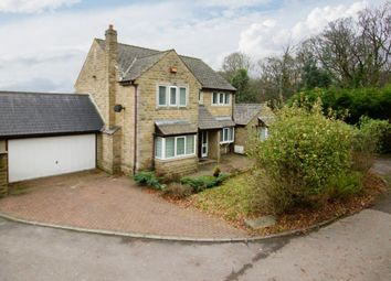 Thumbnail 4 bedroom detached house for sale in The Glade, Stanningley, Pudsey