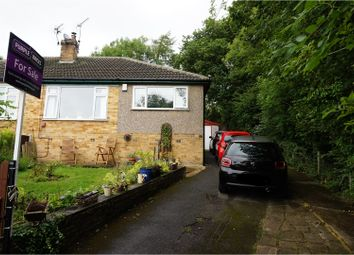 Thumbnail 2 bed semi-detached bungalow for sale in Southfield Avenue, Riddlesden