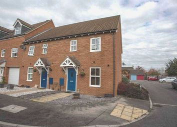 Thumbnail 3 bed end terrace house for sale in Conqueror Drive, Gillingham