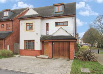 Thumbnail 4 bed detached house for sale in Blagrove Crescent, Ruislip