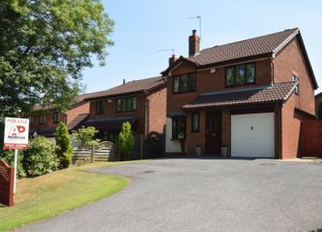 Thumbnail 4 bed detached house for sale in Foxlydiate Lane, Webheath, Redditch, Worcestershire