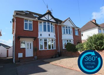 Woodstock Road, Exeter EX2. 4 bed semi-detached house