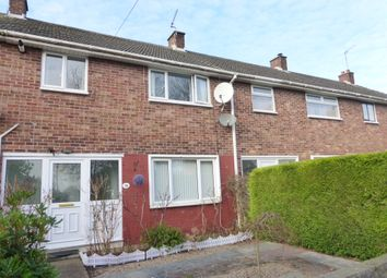 Thumbnail 3 bedroom terraced house for sale in Elgar Crescent, Llanrumney, Cardiff