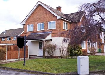 Thumbnail 3 bed semi-detached house for sale in Bracken Way, Sutton Coldfield, West Midlands