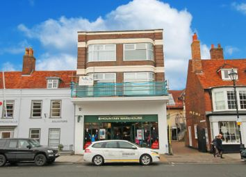 Thumbnail 1 bed flat to rent in High Street, Lymington, Hampshire