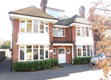 Thumbnail 2 bed flat to rent in Woodland Avenue, Southbourne, Bournemouth