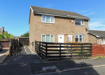 2 bed semi-detached house for sale in Cross Street, Brimington, Chesterfield S43