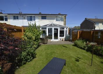 Pitchcombe, Yate, Bristol BS37. 3 bed end terrace house