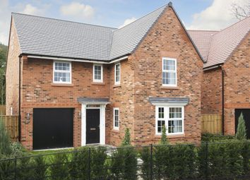 """Thumbnail 4 bed detached house for sale in """"Drummond"""" at Barnsley Road, Flockton, Wakefield"""