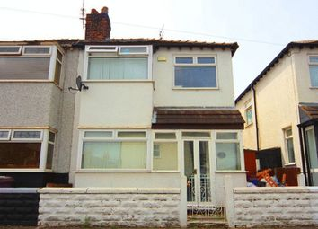 Thumbnail 3 bed semi-detached house for sale in Briardale Road, Mossley Hill, Liverpool