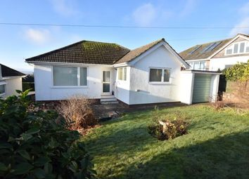 Thumbnail 2 bed detached bungalow for sale in Higher Woodway Road, Teignmouth, Devon