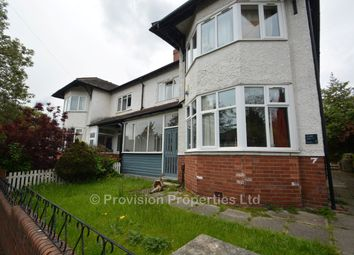 Thumbnail 6 bed semi-detached house to rent in Moor Park Drive, Leeds