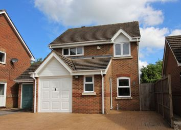 Thumbnail 3 bed detached house for sale in Verge Walk, Aldershot