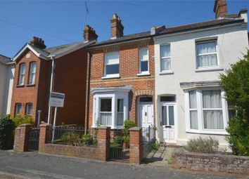Thumbnail 2 bedroom semi-detached house for sale in Western Road, Lymington, Hampshire