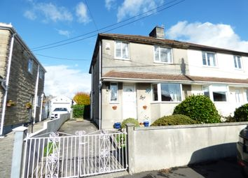 Thumbnail 3 bed semi-detached house for sale in Molesworth Road, Plympton, Plymouth