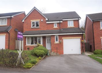 Thumbnail 4 bed detached house for sale in County Close, Chorley