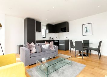 Thumbnail 1 bed flat to rent in Luxe Tower, London