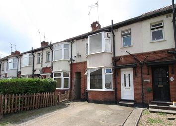 Thumbnail 3 bed terraced house to rent in Neville Road, Luton