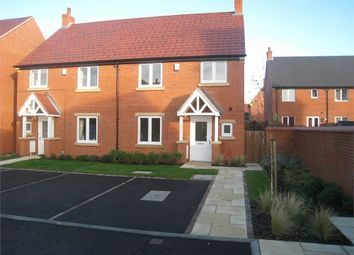 Thumbnail 3 bedroom semi-detached house to rent in Buttercup Close, Lutterworth, Leicestershire