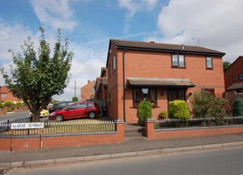Thumbnail 3 bed detached house for sale in Albert Street, Wall Heath
