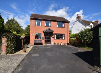 Thumbnail 3 bed detached house for sale in Old School Lane, Wharfside, Burford, Tenbury Wells