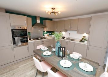 """Thumbnail 3 bed semi-detached house for sale in """"Ashworth"""" at St. Georges Way, Newport"""