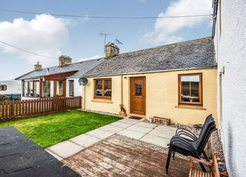 Thumbnail 2 bed terraced house for sale in Fearn, Tain