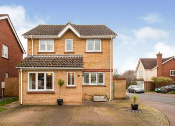 Caxton, Cambridge, Cambridgeshire CB23. 4 bed detached house for sale