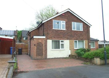 Thumbnail 2 bed semi-detached house for sale in Gerard Close, Spondon, Derby