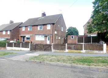 Thumbnail 3 bed semi-detached house for sale in Martlet Way, Manton, Worksop