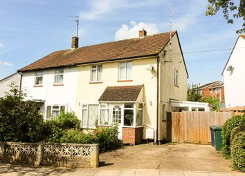 Thumbnail 2 bed semi-detached house for sale in Southfield, Barnet