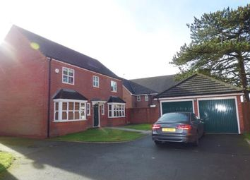Thumbnail 4 bed detached house for sale in Southwold Crescent, Great Sankey, Warrington, Cheshire