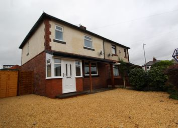 Thumbnail 3 bed semi-detached house for sale in North Avenue, Farnworth