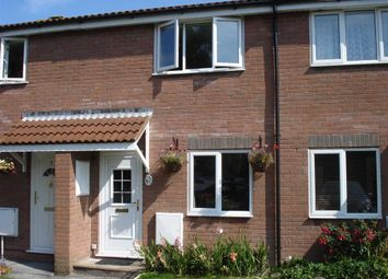 Thumbnail 2 bedroom terraced house to rent in Madden Close, Burnham On Sea, Somerset