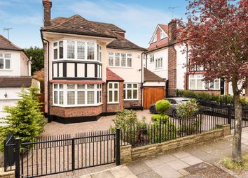 Thumbnail 5 bed detached house for sale in Woodward Avenue, London