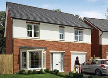 "Thumbnail 4 bed property for sale in ""The Rosebury"" at Finchale Road, Framwellgate Moor"